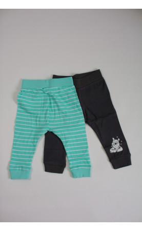 baby pants 2 pcs - 1