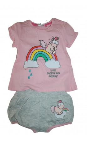 T-krekls ar šortiem - 2