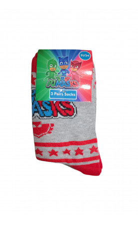 Socks 31-34 (3pc) - 1