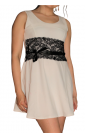 Dress Carla Jones Paris (pre-owned, there is a slight defect) - 1