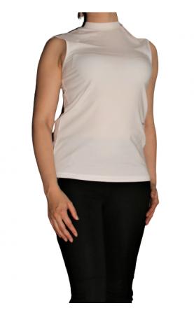 T-krekls Calvin Klein (traips - tonal.krēms) - 1