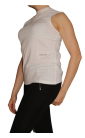 T-krekls Calvin Klein (traips - tonal.krēms) - 3