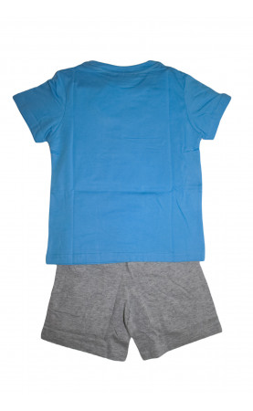 T-shirt with shorts - 2