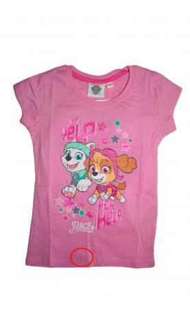 T-krekls ar šortiem (defekts) - 2