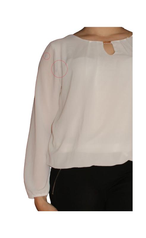 Блузка Love U (использованное, есть небольшой дефект) - 3
