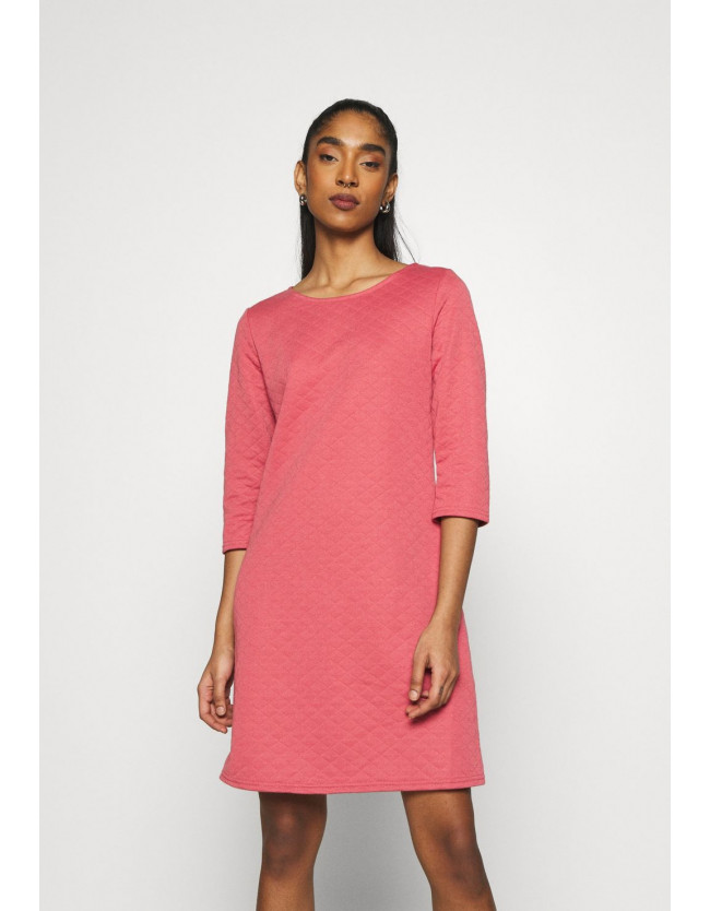 ONLJOYCE 3/4 DRESS - Jersey dress - 4