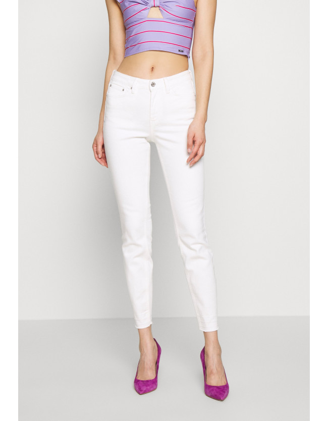 NELA - Jeans Skinny Fit - white denim - 3