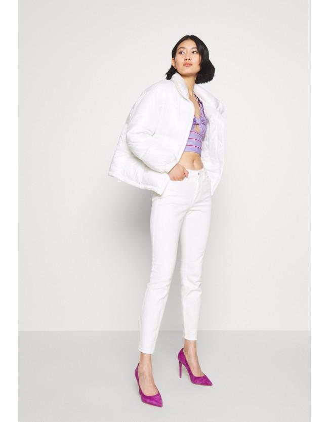 NELA - Jeans Skinny Fit - white denim - 1