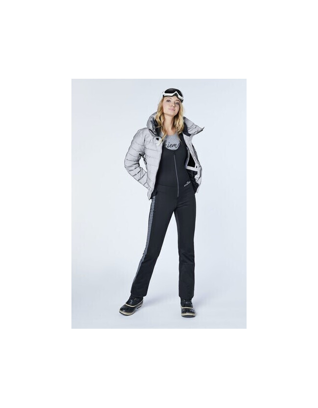 Siguang Women, Padded Jacket, Loose Fit silver/reflective - 4