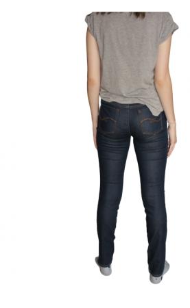 Джинсы Trussardi Jeans (использованное, есть небольшой дефект) - 2