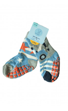 Socks 6-12M (2pc) - 1