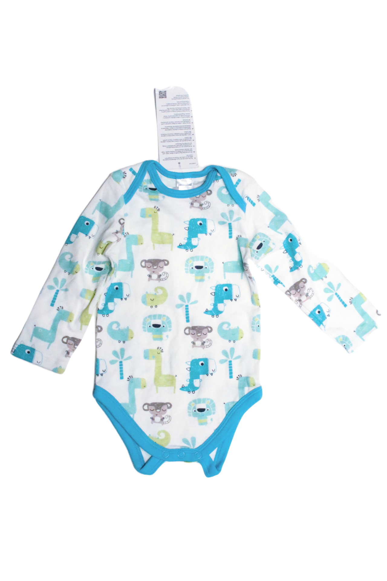 copy of bodysuit 3-6M - 1