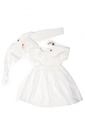 Платье с кофточкой 4 года - 1