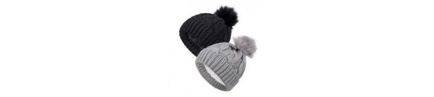 Hats, scarves, gloves